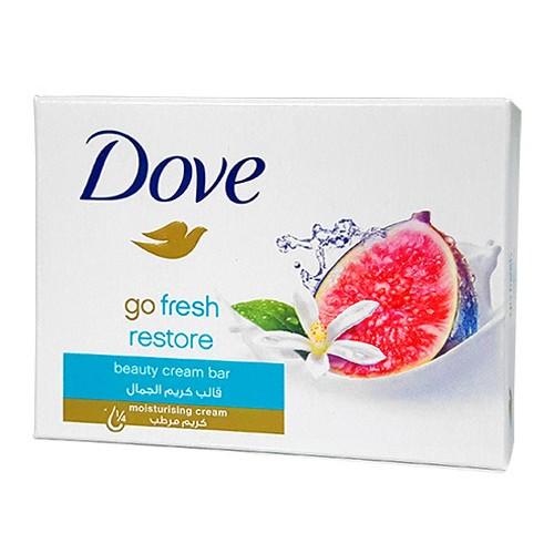 Дав крем мыло  Инжир и лепестки апельсина, 135г Dove