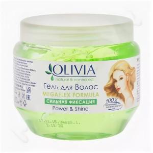 Olivia гель для волос сильная фиксация для женщин (Оливиа)250 мл.