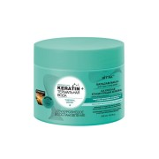 Белита Двухстороннее восстановление кератин и термальная вода бальзам маска д/всех типов волос 300 мл (Belita Vitex)