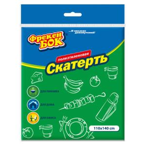 Скатерть одноразовая Фрекен Бок Микс п/э, 110 х 140 см