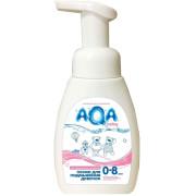 Пенка для подмывания девочек AQA baby, 250 мл (Аква бейби)