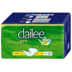 Dailee Care Подгузники для взрослых (Дейли Кэа) Small, 30 шт