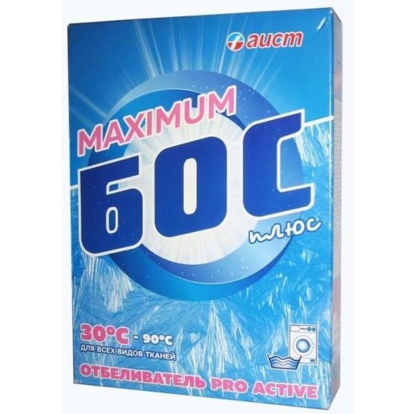 Отбеливатель БОС плюс maximum, 600 гр