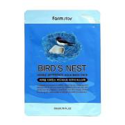 Маска Фармстей ласточкино гнездо для лица FarmStay VISIBLE DIFFERENCE BIRD S NEST AQUA MASK PACK 23 гр (Корея)