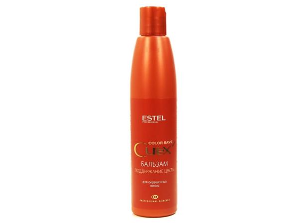 Эстель бальзам для окрашенных волос «Поддержание цвета» Estel Curex Color Save (250 мл)