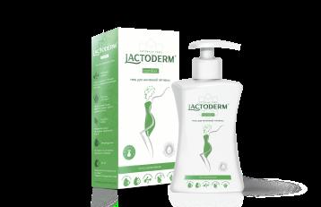 Лактодерм Комфорт гель для интимной гигиены 250 мл (Lactoderm Comfort)