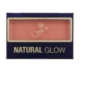 Румяна компактные Флер для лица Natural Glow FFLEUR
