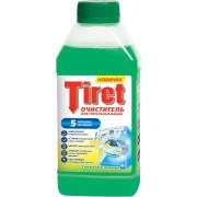 Тирет очиститель для стиральных машин лимон 250 мл (Tiret)