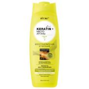"""Витэкс Крем Шампунь Масло Арганы Keratin для всех типов волос """"Восстановление и питание """", 500 мл"""