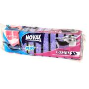 Губки крупнопористые Новакс кухонные (COMBI Novax) 10 шт,