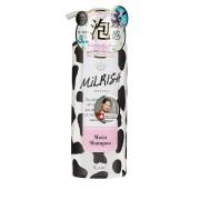 Шампунь бессиликоновый Милриш с молочными протеинами Увлажнение и Сила MILRISH 500 г