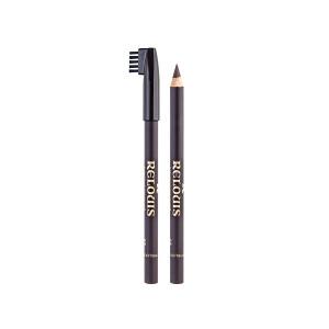 Контурный карандаш Relouis для бровей (Релуи) тон 05 шоколад