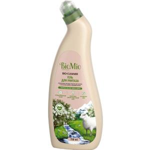 Средство BIOMIO для туалета экологичное BIO-TOILET с эфирным маслом чайного дерева, 750 мл