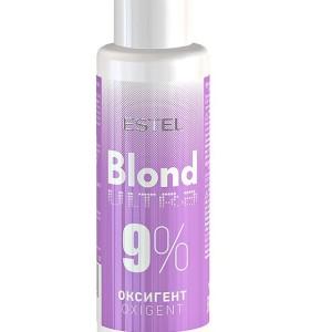 Окислительная эмульсия Эстель для волос 9% Estel Ultra Blond Оксигент 60 мл