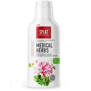 Сплат Ополаскиватель для здоровья десен и зубов (SPLAT Professional HERBS MEDICAL) 275 мл