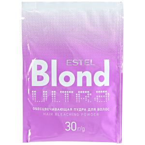 Обесцвечивающая пудра Эстель для волос Estel Ultra Blond 30 гр