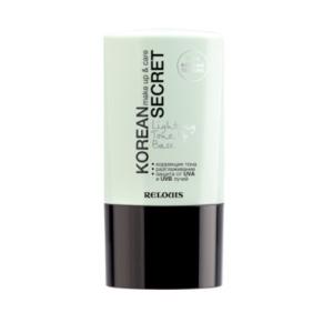 Релуи База под макияж Korean Secret Make Up & Care Lighting Tone Up Base от Relouis 20 мл