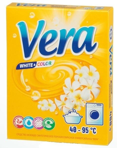 Универсальный стиральный порошок Вера 400 гр (Vera)