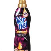 Вернель Кондиционер ароматерапия для белья (Vernel Орхидея и Пачули) 910 мл