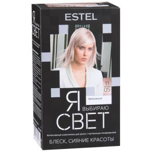 Интенсивный осветлитель Эстель для волос Я выбираю свет 11/05 жемчужный (Estel)