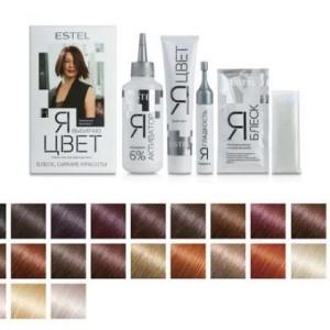 Эстель Крем гель краска для волос Я выбираю цвет (Estel)