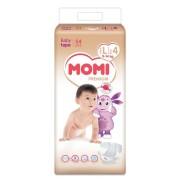 Подгузники Моми Премиум L 9-14 кг 54 шт (Momi Premium)