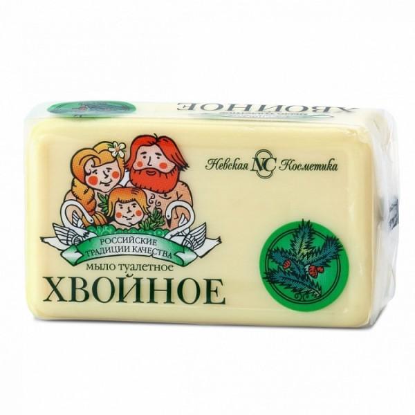 Мыло Хвойное Невская косметика 140 гр