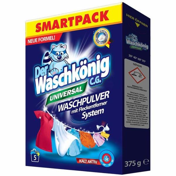 Вашкониг стиральный порошок Der Waschkonig Universal 375 г
