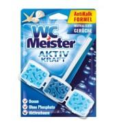 Блок Meister WC Океан для туалета очищающие пенообразующие 45 г