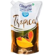 """Крими мыло кремообразное жидкое Creamy """"Манго и Папайя"""" 1250 мл"""