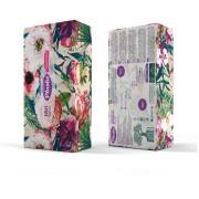 Салфетки Плюше бумажные косметические, 2 слоя, Plushe 180 шт