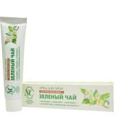 Крем Зеленый чай Невская Косметика для лица для всех типов кожи, 40 мл