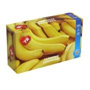 Косметические салфетки двухслойные 7Я Банан 100 шт