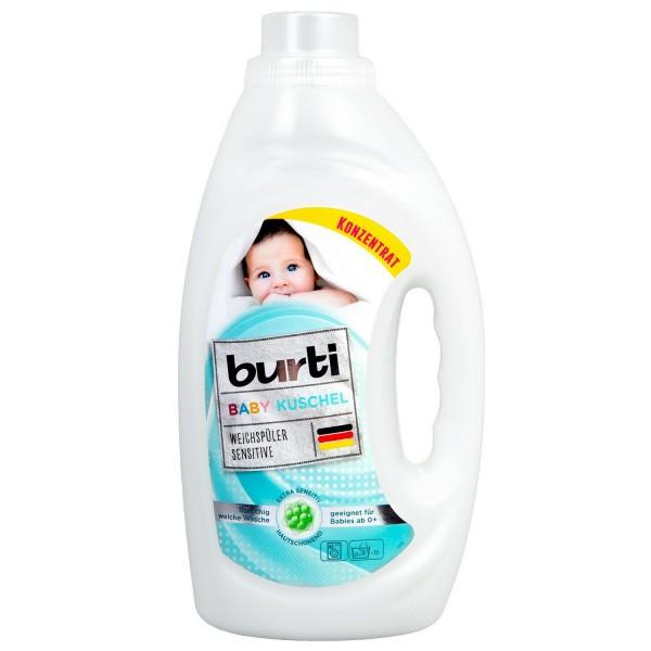 Ополаскиватель Burti Baby для детского белья, Бурти 1450 мл