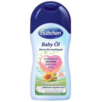 Бюбхен масло для младенцев, флакон, Bubchen 400 мл
