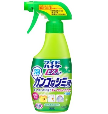 Wide Haiter пятновыводитель спрей Power Foam Spray, 300 мл