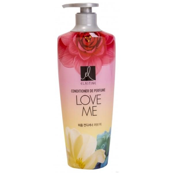 Парфюмированный кондиционер Elastine для всех типов волос Perfume Love me 600 мл