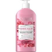Эвелин молочко ультра регенерирующее и Розовое масло BOTANIC EXPERT Eveline 350 мл