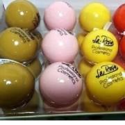 Бальзам La Rosa для губ шарик, персик (розовый) Ла Роса