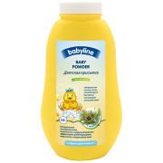 Бебилайн присыпка детская с сосновой пыльцой BabyLine Nature 125 г