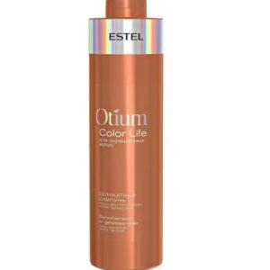 Эстель деликатный шампунь OTIUM COLOR LIFE Estel для окрашенных волос, 1000 мл