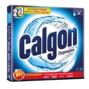 Калгон для смягчения воды и от накипи средство Calgon , 1100 г
