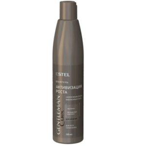 Шампунь активизация роста Эстель для всех типов волос Estel Curex GENTLEMAN, 300мл