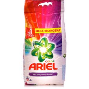 Ариель колор Стиральный порошок автомат Ariel Color 60 стирок 9 кг