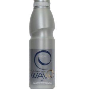 Лосьон перманент Эстель для завивки волос Estel WAVEX №1 для трудноподдающихся волос, 500 мл