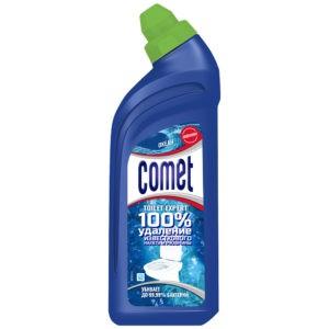 Comet средство чистящее для туалета океан Комет 700 мл
