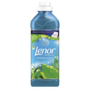 Ленор Прохлада океана Концентрированный кондиционер для белья, Lenor 930 мл