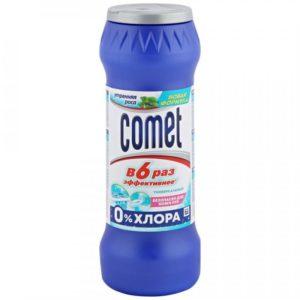Комет чистящий порошок Утренняя роса без хлоринола, Comet 475 грамм