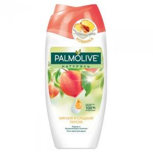 Palmolive Гель крем для душа Натурэль Мягкий и сладкий Персик, Палмолив 250 мл