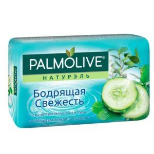 Палмолив мыло Бодрящая Свежесть с экстр. Зеленого чая и Огурца, Palmolive 150 г